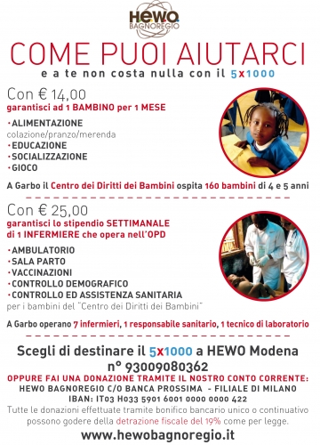 H.E.W.O.- Bagnoregio